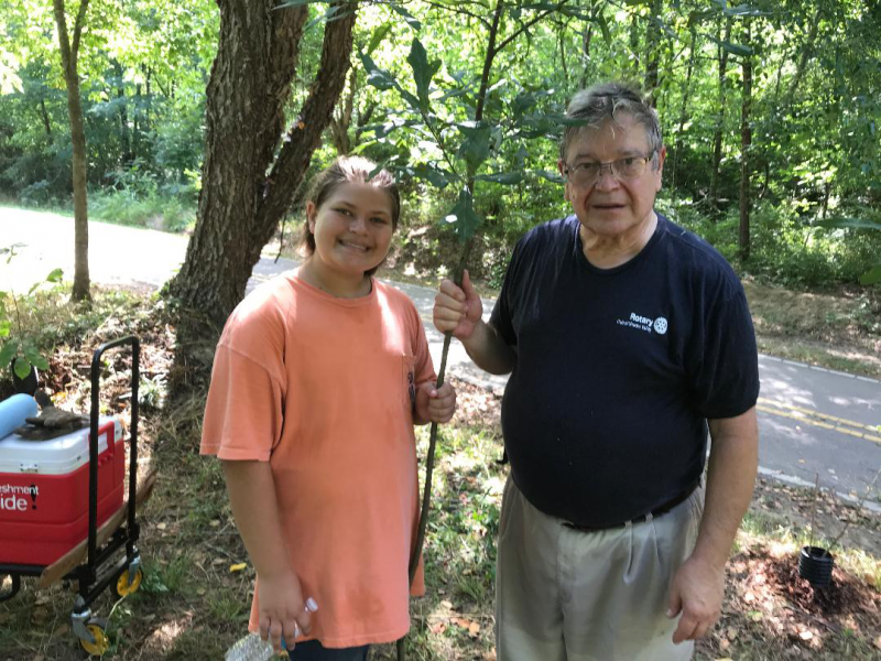 2019 Shades Creek Greenway Project